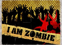 I AM ZOMBIE is almost here!