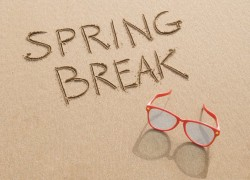 Open During Spring Break! 3/25, 3/27 and 3/29