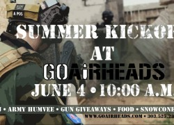 GoAirheads Summer Kickoff Party!!!