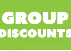 Private Party Discounts!