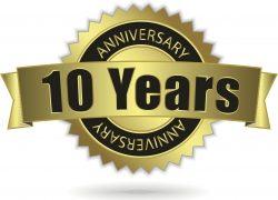 10 Year Celebration!!!