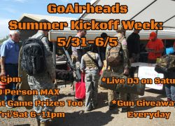 Summer Kickoff Week Long Party! (5/31-6/5)