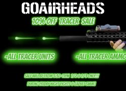Tracer Sale 7/2 & 7/3 During Night Games